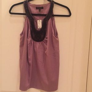 NWT PURPLE BLOUSE